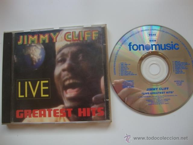 DISCO CD ORIGINAL JIMMY CLIFF (Música - CD's Reggae)