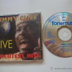 CDs de Música: DISCO CD ORIGINAL JIMMY CLIFF. Lote 39909212