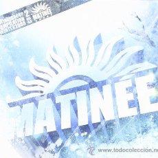 CDs de Música: 2 CD MATINÉE - WINTER 2008. Lote 39914940