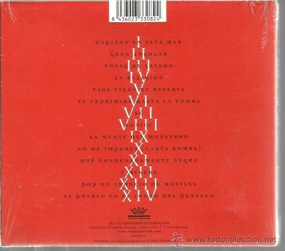 CDs de Música: CD CHUCHO ( SURFIN BICHOS ) : KONIEC - Foto 2 - 39930534