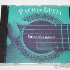 CDs de Música: PACO DE LUCIA ENTRE 2 AGUAS. Lote 39950505