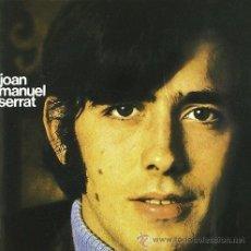 CDs de Música: CD JOSE MANUEL SERRAT - NUEVO Y PRECINTADO. Lote 39965631