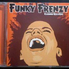 CDs de Música: FUNKY FRENZY, KOSINUS RECORDS - CD. Lote 39974613