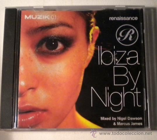 IBIZA BY NIGHT - CD - MUZIK (Música - CD's Disco y Dance)