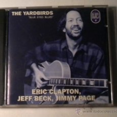 CDs de Música: THE YARDBIRDS - BLUE EYED BLUES - ERIC CLAPTON - JEFF BECK - JIMMY PAGE - CD. Lote 39978817
