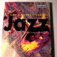 CDs de Música: LOS GRANDES EXITOS - JAZZ -POWER CD - VERSIONES ORIGINALES - HISTORIAS Y MÁS DE 100 FOTOGRÁFIAS. Lote 39979352