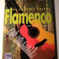 CDs de Música: LOS GRANDES EXITOS - FLAMENCO -POWER CD - VERSIONES ORIGINALES - HISTORIAS Y MÁS DE 100 FOTOGRÁFIAS. Lote 39979406