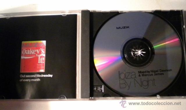 CDs de Música: Ibiza by night - CD - Muzik - Foto 3 - 39976315