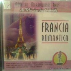 CDs de Música: CD MUSICA ROMANTICA FRANCESA DE LOS AÑOS 60. Lote 40008413