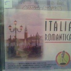 CDs de Música: CD MUSICA ROMANTICA ITALIANA DE LOS AÑOS 60-70. Lote 40008430