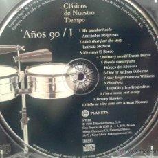 CDs de Música: CD DE MUSICA POP DE LOS AÑOS 90. Lote 40011582
