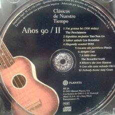 CDs de Música: CD DE MUSICA POP DE LOS AÑOS 90. Lote 40011593