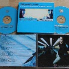 CDs de Música: FERRY CORSTEN & ROBERT SMIT TSUNAMI ONE:CD. Lote 40012450