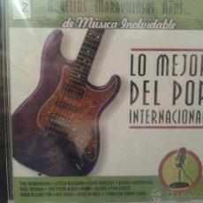 CDs de Música: CD DE MUSICA DE LO MEJOR DEL POP INTERNACIONAL DE LOS AÑOS-60-70-80-. Lote 40014844