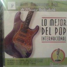 CDs de Música: CD DE MUSICA DEL MEJOR POP INTERNACIONALDE LOS AÑOS 60-70-80-. Lote 40014958