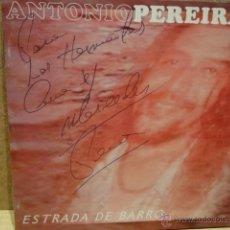 CDs de Música: FIRMADO !! ANTONIO PEREIRA. ESTRADA DE BARRO. CD - 1998 - BRASIL. MUY BUENA CALIDAD.. Lote 40056200