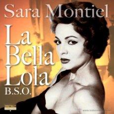 CDs de Música: CD SARA MONTIEL: LA BELLA LOLA (B.S.O). Lote 222433901
