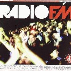 CDs de Música: 2 CD RADIO FM - NUEVO Y PRECINTADO. Lote 40082926