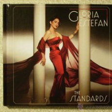 CDs de Música: GLORIA ESTEFAN....THE STANDARDS....NUEVO. Lote 40089181