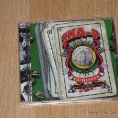 CDs de Música: SKA-P EUROSIS CD ALBUM COMPLETO 12 TEMAS. Lote 40096914