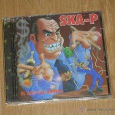 CDs de Música: SKA-P EL VALS DEL OBRERO CD ALBUM COMPLETO 12 TEMAS. Lote 74396499