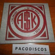 CDs de Música: ANDRES CALAMARO ON THE ROCK CD ALBUM + CD EXTRA REMEZCLAS TEMAS INEDITOS LOS RODRIGUEZ BUNBURY . Lote 40106712