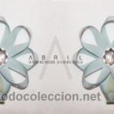 CDs de Música: ABRIL / LA PEDRA MÉS PRECIOSA, LA FLOR MÉS SENZILLA / CD - PICAP - 2013 / PRECINTADO. Lote 40150919