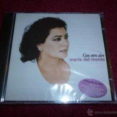 CDs de Música: MARIA DEL MONTE CON OTRO AIRE - PRECINTADA. Lote 40152521