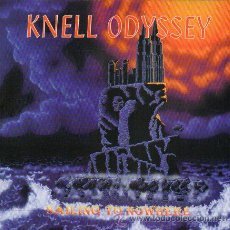 CDs de Música: KNELL ODYSSEY - SAILING TO NOWHERE - CD 1997 - GOLDTRACK RECORDS - HEAVY METAL. Lote 237320160