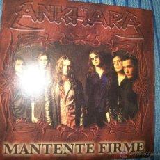 CDs de Música: PROMO CD - ANKHARA - MANTENTE FIRME - HEAVY METAL. Lote 40160730