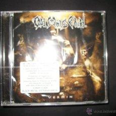 CDs de Música: CD OLD MAN'S CHILD - VERMIN - PRECINTADO - BLACK METAL. Lote 40162597