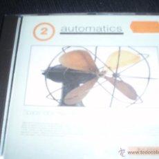 CDs de Música: AUTOMATICS.SPACE ROCK MELODIES. Lote 40168392