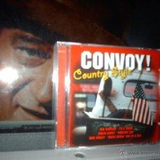 CDs de Música: CONVOY COUNTRY STYLE-JACK RENO..FERLIN HUSKY..DENNIS OLSON-PRECINTADO. Lote 40210706