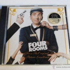 CDs de Música: FOUR ROOMS . MUSIC FROM THE ORIGINAL MOTION PICTURE SOUNDTRACK. Lote 40231867