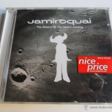 CDs de Música: JAMIROQUAI . THE RETURN OF THE SPACE COWBOY. Lote 40232672