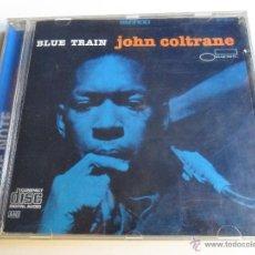 CDs de Música: JOHN COLTRANE . BLUE TRAIN (BLUE NOTE). Lote 40232845