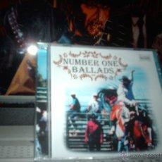 CDs de Música: NUMBER ONE BALLADS CD PRECINTADO. Lote 40233310