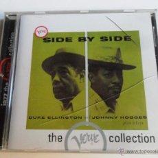 CDs de Música: DUKE ELLINGTON AND JOHNNY HODGES . SIDE BY SIDE. Lote 40240805