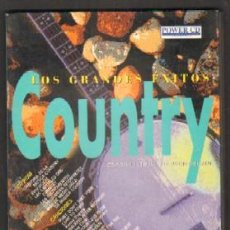 CDs de Música: LOS GRANDES ÉXITOS Nº 10 COUNTRY. CD-ROM + CD-AUDIO CD-VARIOS-353,4. Lote 47628555