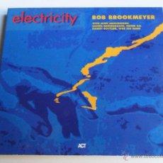 CDs de Música: BOB BROOKMEYER . ELETRICITY. Lote 40263316