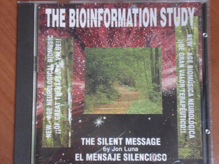 the bioinformation study