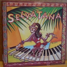 CDs de Música: SELVATANA. CD - GLOBAL - 1995 - 10 TEMAS. CALIDAD LUJO. Lote 40307507