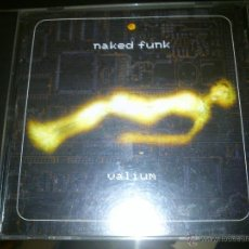 CDs de Música: NAKED FUNK: VALIUM CD . Lote 40346989