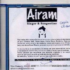 CDs de Música: MAQUETA - AIRAM (4 TEMAS). Lote 40351670