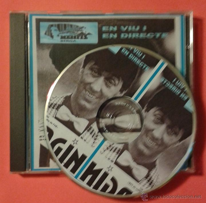 HUMORISTA MAGIN (TVE) - EN VIVO Y EN DIRECTO - DIRECTAMENTE DE LA MESA DE MEZCLAS - 1.985 (Música - CD's Otros Estilos)