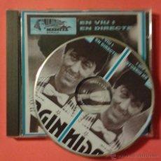 CDs de Música: HUMORISTA MAGIN (TVE) - EN VIVO Y EN DIRECTO - DIRECTAMENTE DE LA MESA DE MEZCLAS - 1.985. Lote 40357428