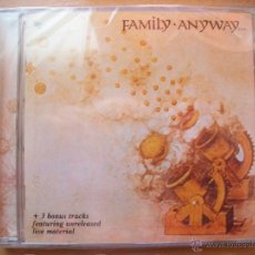 FAMILY ANYWAY... CD PRECINTADO ROCK PROGRESIVO DESCATALOGADO