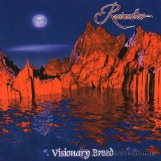 CDs de Música: RUINATION - VISIONARY BREED - CD 1998 - GOLDTRACK RECORDS - MELODIC METAL / DOOM / GOTHIC. Lote 237320060