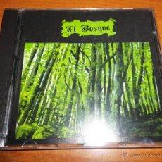 CDs de Música: EL BOSQUE CD ALBUM GABRIEL SOPEÑA DEL AÑO 1994 TIENE 11 TEMAS RARO POCAS COPIAS SIN CODIGO DE BARRAS. Lote 40411815
