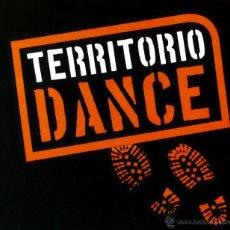 CDs de Música: 3 CD - TERRITORIO DANCE - NUEVO Y PRECINTADO. Lote 40420000